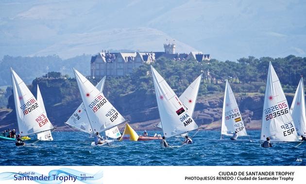 Olympic World Sailing Championships 2014