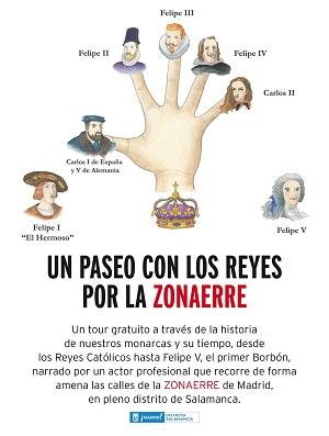 Zonaerre  Paseo Reyes  Flyer cara A