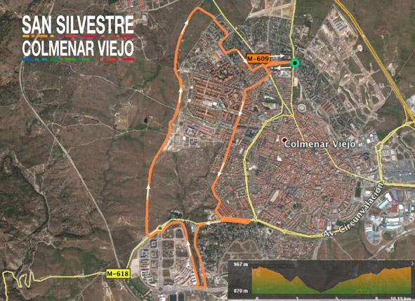 Recorrido SSCV Via Pecuaria