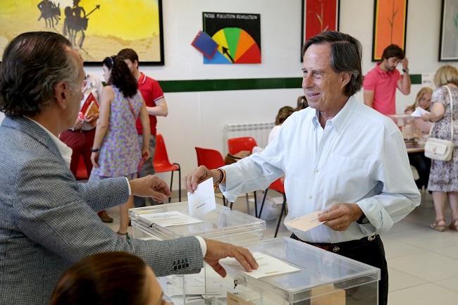 Pp es el partido m s votado en alcobendas y obtiene for Resultados elecciones ministerio interior