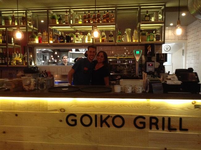 GOIKO GRILL MADRID