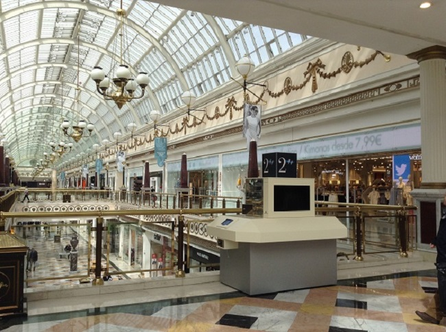 Centro comercial megapark madrid amazing neinver asume la - Plaza norte majadahonda ...