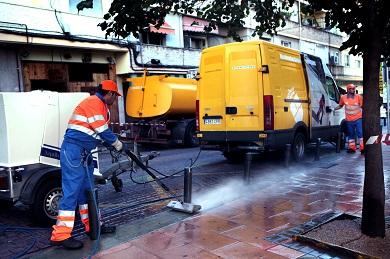 Alcobendas adjudica a cespa la gesti n para la recogida de for Empresas de limpieza alcobendas