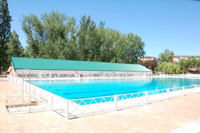 la piscina municipal de colmenar viejo abre el 27 de junio