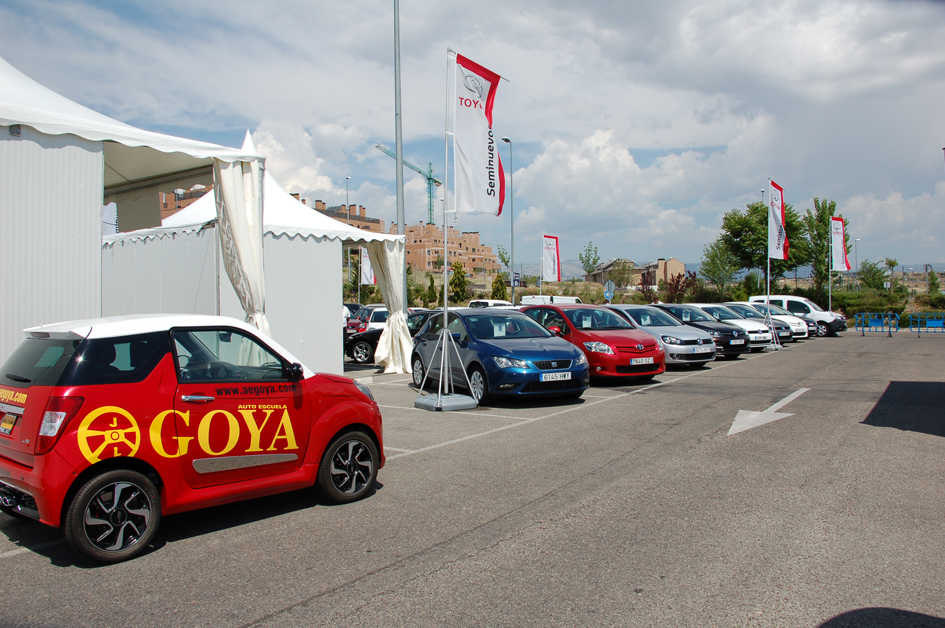 Feria del vehiculo